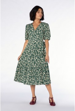 Clementine Wrap Dress