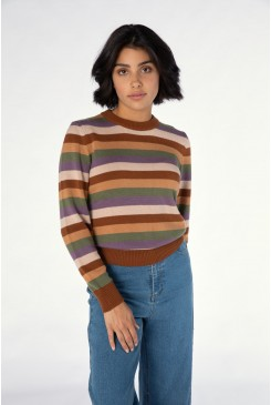 Mika Stripe Sweater