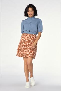 Clementine Drill Skirt