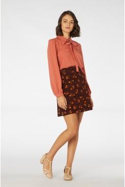 Ondine Cord Skirt