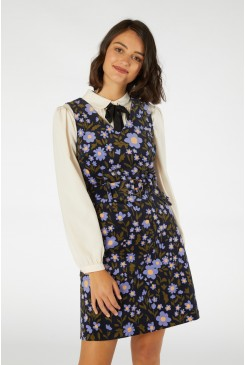 Meadow Cord Pinny