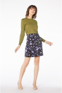 Meadow Cord Skirt
