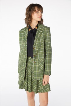 Billy Check Blazer