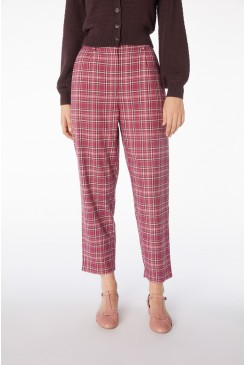 Billy Check Pant