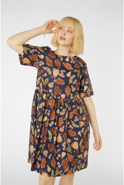 Forest Print Dress