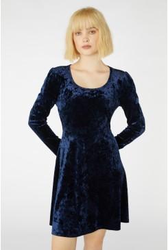 Adora Velvet Dress