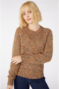 Speckled Sweater