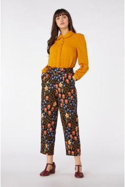 Winona Flower Pant