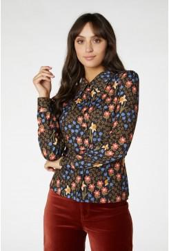 Winona Flower Shirt