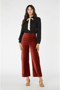 Rachel Velvet Pant