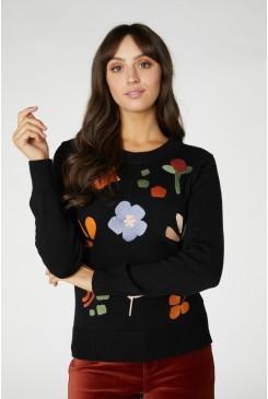 Hazel Geo Sweater