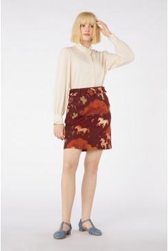 Wild Horses Skirt