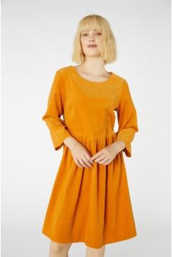Dahlia Cord Dress