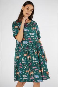 Animals Galore Dress
