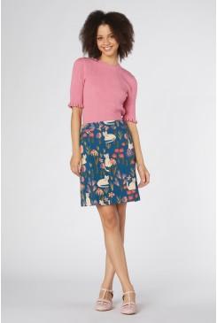 Scandinavian Cat Skirt