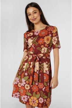 Brandy Floral Dress