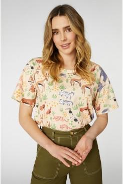 Animal Galore T Shirt