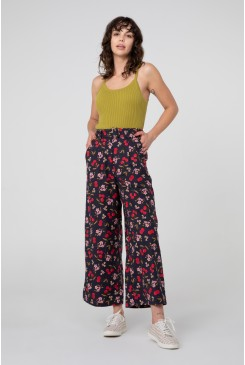 French Cherry Pant
