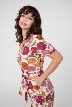 Zinnia&The Butterfly Boilersuit
