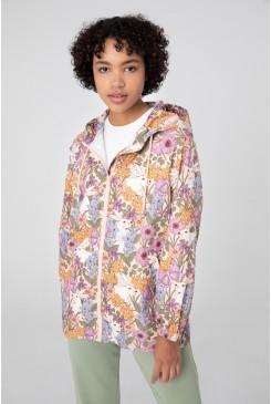 Garden Rabbit Raincoat