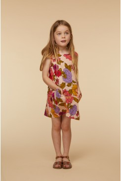 Big Flower Dress