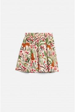 Jungle Friends Skirt