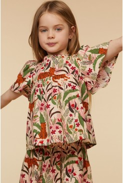 Jungle Friends Top