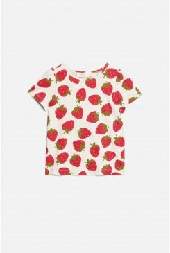 Strawberry Field Tee