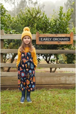 Flowers Field Jumpsuit