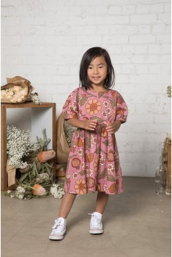 Fruits & Flora Kids Dress