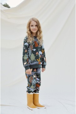 Woodland Bear Trakkie Pants