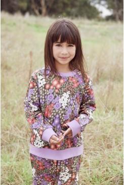 Garden Flora Kids Sweater