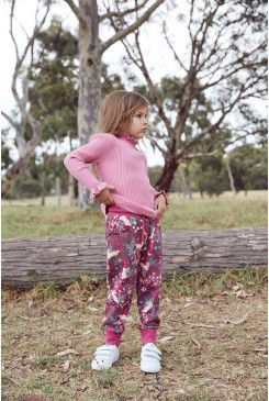 Odessa Kids Knit Top