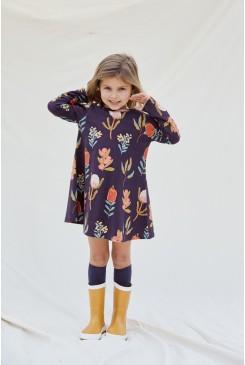 Bella Native Kids Jersey Dress