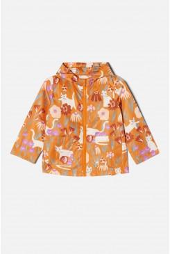 Scandi Cat Raincoat