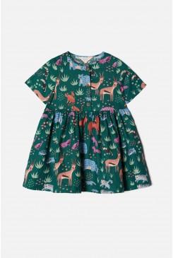 Animals Galore Kids Dress