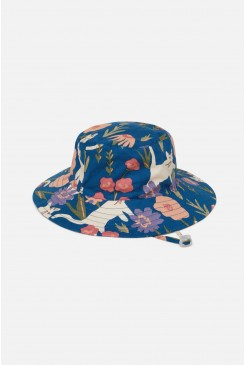Scandi Cat Bucket Hat