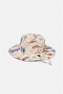 Animals Galore Kids Bucket Hat