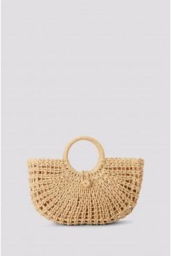 Curve Weave Bag