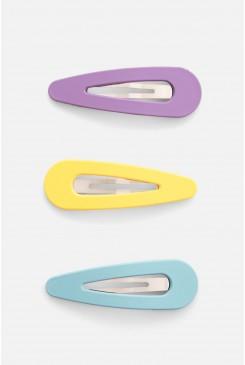Bright Hair Clip Set
