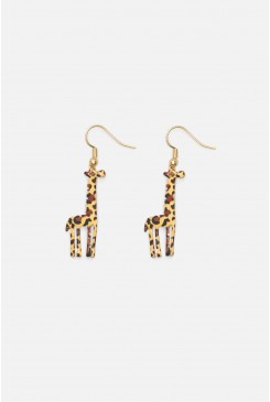 Giraffe Earring