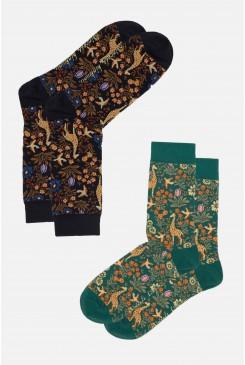 Giraffe Sock Set