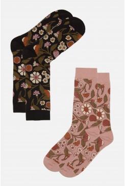 Fruits And Flora Sock Set