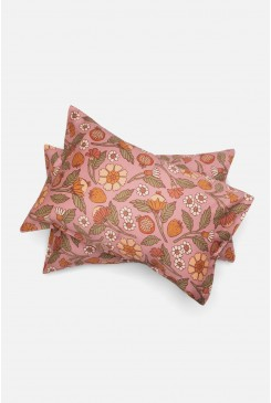 Fruits And Flora Pillowcase
