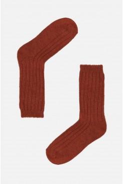 Warm Rib Sock