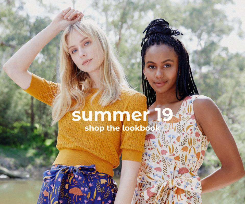Shop Summer Lookbook