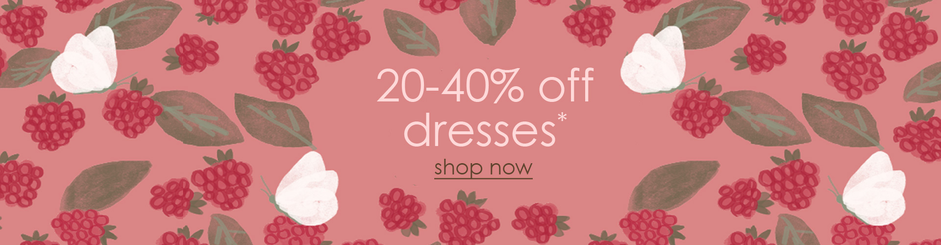 20-40%off Dresses DESKTOP