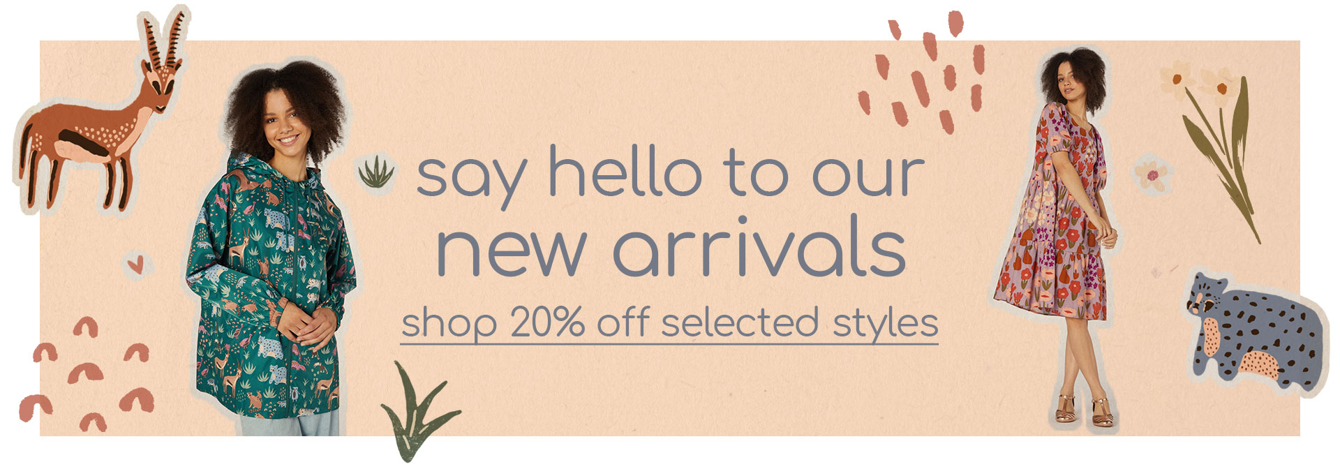 Say hello to our new arrivals
