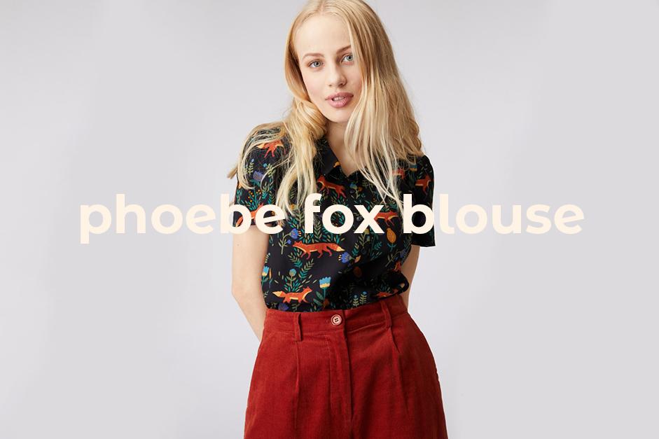 Phoebe Fox Blouse